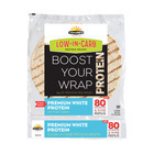 "Tumaros Low-In-Carb Wraps - Premium White Protein - 8"" - 5 ct."