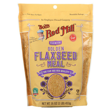 Bob's Red Mill - Flaxseed Meal - Golden - Case of 4 - 16 oz