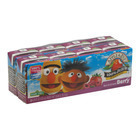 Apple and Eve Sesame Street 100 Percent Juice - Bert and Ernie's Berry - Case of 5 - 125 ml