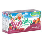 Apple and Eve Fruitables Juice Beverage - Berry - Case of 5 - 200 ml