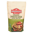 Arrowhead Mills - Organic Sprouted Pancake - Waffle Mix - Case of 6 - 26 oz.