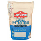 Arrowhead Mills - Organic White Rice Flour - Gluten Free - Case of 6 - 24 oz.