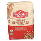 Arrowhead Mills - Organic Enriched Unbleached White Flour - Case of 8 - 5