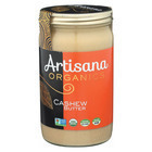 Artisana Nut Butter - Raw Cashew - Case of 6 - 14 oz.