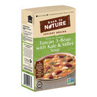 Back To Nature Soup - Tuscan 3 - Bean with Kale and Millet - Case of 6 - 17.4 oz.