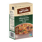 Back To Nature Soup - Minestrone with Farro - Case of 6 - 17.4 oz.