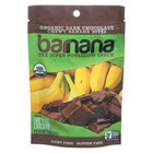 Barnana Chewy Banana Bites - Organic Chocolate - Case of 12 - 3.5 oz.