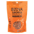 Biena Chickpea Snacks - Habanero - Case of 8 - 5 oz.