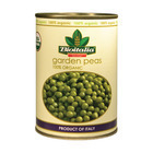 Bioitalia Beans - Green Peas - Case of 12 - 14 oz.