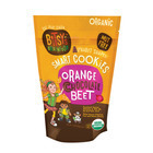 Bitsys Brain food Smart Cookies - Orange Chocolate Beet - Case of 6 - 5 oz.