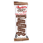 Bixby Bar Nutty For You Snack Bar - Dark Chocolate Crunchy Peanut Butter - Case of 12 - 1.5 oz.