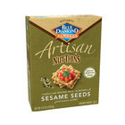 Blue Diamond - Artesion Nut Thins - Sesame Seed - Case of 12 - 4.25 oz.