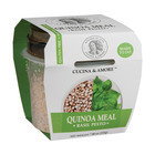 Cucina and Amore - Quinoa Meals - Basil Pesto - Case of 6 - 7.9 oz.