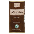 Dagoba Organic Chocolate Authentic Drinking Chocolate - Case of 6 - 12 oz.
