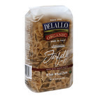 Delallo - Organic Whole Wheat Farfalle Pasta - Case of 16 - 16 oz.