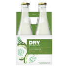 Dry Soda - Cucumber - Case of 6 - 12 FL oz.