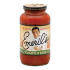 Emeril Tomato and Basil Sauce - Case of 6 - 25 oz.