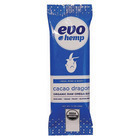 Evo Hemp Raw Cold Pressed Omega Bar - Cacao Dragon - Case of 12 - 1.7 oz.