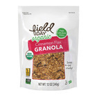 Field Day Organic Cinnamon Crunch Whole Grain Cereal - Grain Cereal - Case of 6 - 12 oz.