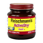 Fleischmann's Classic Active Dry Yeast - Case of 12 - 4 oz.