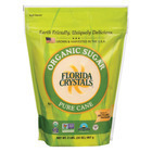 Florida Crystals Organic Cane Sugar - Cane Sugar - Case of 6 - 2 lb.