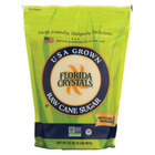 Florida Crystals Natural Cane Sugar - Cane Sugar - Case of 6 - 2 lb.