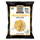 Food Should Taste Good Multigrain Tortilla Chips - Multigrain - Case of 24 - 1.5 oz.