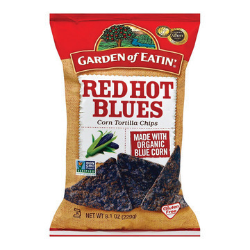 Garden of Eatin' Red Hot Blues - Blues - Case of 12 - 8.1 oz.