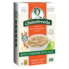 Gluten Freeda Instant Oatmeal - Apple - Case of 8 - 10.5 oz.