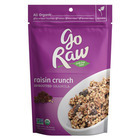 Go Raw Sprouted Granola - Raisin Crunch - Case of 6 - 16 oz.