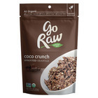 Go Raw - Organic Sprouted Granola - Coco Crunch - Case of 6 - 16 oz.