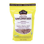 Go Raw - Organic Sunflower Sprouted Seeds - Case of 6 - 16 oz.