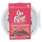 Go Raw Salad Snax - Raspberry - Case of 6 - 1 oz.