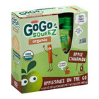 GoGo Squeeze Applesauce - Apple cinnamon - Case of 12 - 3.2 oz.