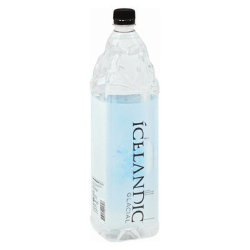 Icelandic Glacial Spring Water - Natural - Case of 12 - 50.7 Fl oz.