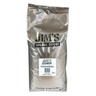 Jim's Organic Coffee - Whole Bean - Colombian Santa Marta Montesierra - Bulk - 5 lb.