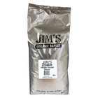 Jim's Organic Coffee - Whole Bean - Happy House Blend - Bulk - 5 lb.
