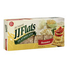 JJ Flats - Flatbread - Sesame - Case of 12 - 5 oz.