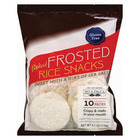 Kameda Frosted Rice Snacks - Case of 6 - 4.1 oz.
