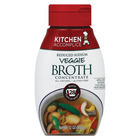 Kitchen Accomplice Veggie Broth Concentrate - Case of 6 - 12 oz.