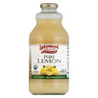 Lakewood Organic Pure Lemon - Lemon - Case of 12 - 32 Fl oz.