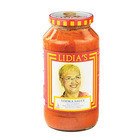 Lidia's Vodka Sauce - Case of 6 - 25 Fl oz.