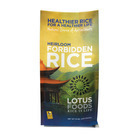 Lotus Foods Heirloom Forbidden Black Rice - Case of 6 - 15 oz.