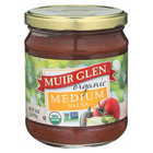 Muir Glen Organic Medium Salsa - Tomato - Case of 12 - 16 oz.