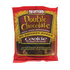 Nana's Cookie Double Cookie - Chocolate - Case of 12 - 3.5 oz.