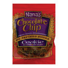 Nana's Cookie , Chocolate Chip - No Refined Sugar - Case of 12 - 3.5 oz.