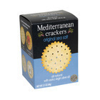Natural Nectar Mediterranean Crackers - Olive - Case of 12 - 3.7 oz.