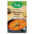 Pacific Natural Foods Soup - Vegetable Masala - Case of 12 - 17 oz.