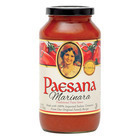 Paesana Traditional Pasta Sauce - Marinara - Case of 6 - 25 Fl oz.
