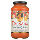 Paesana Pasta Sauce - Vodka - Case of 6 - 25 Fl oz.